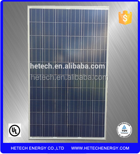 China Polycrystalline Solar Panel wholesale 250w 260W 265W solar panel price