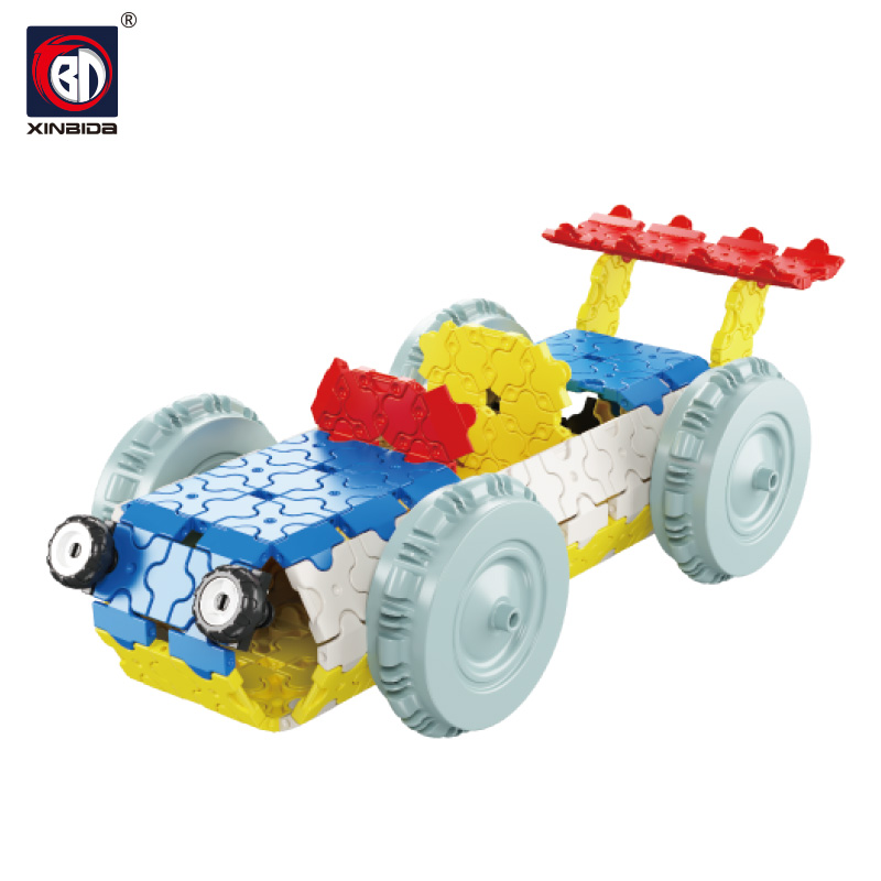 funny gear toy intelligent plastic building blocks for sale