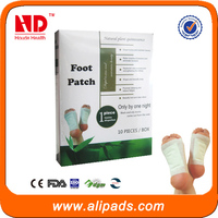 No effect money back,powerful detoxifying detox foot patches