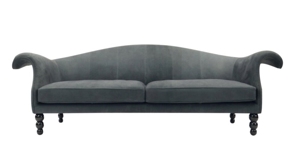 Italian luxury modern Leather Sofa