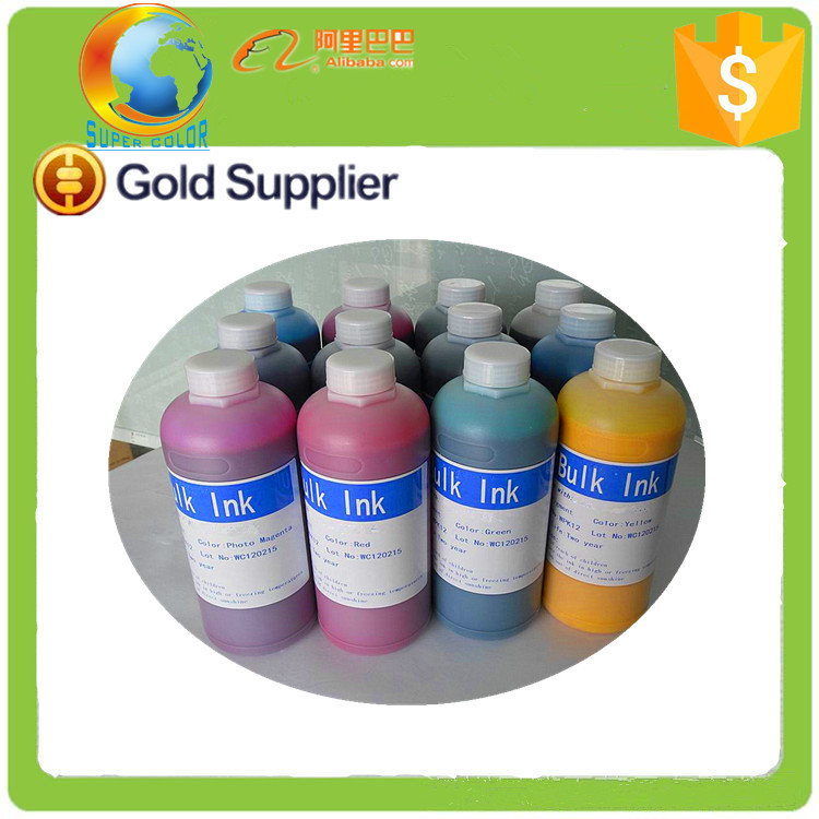 1000ml Large format Printer pigment ink for Canon IPF8100 9100 8110 9110 pigment ink