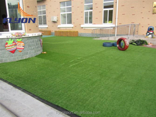Soft and comfortable grass artificial grass turf for grass ski equipment