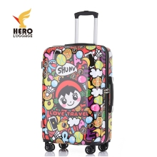 Abs Big Case Tsa Lock Cheap Cute Hand Luggage Trolley For Kid