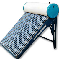 Integrated Non Pressurized Solar Water Heaters