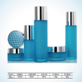 new frost blue 30ml-120ml cosmetic bottle supplier, cosmetic bottle sunscreen 30ml