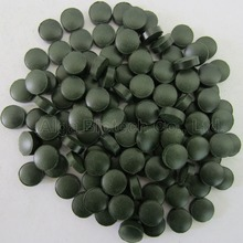 Private label Finished products Organic Spirulina tablets stock Contain High Protein Bodybuilding Supplements