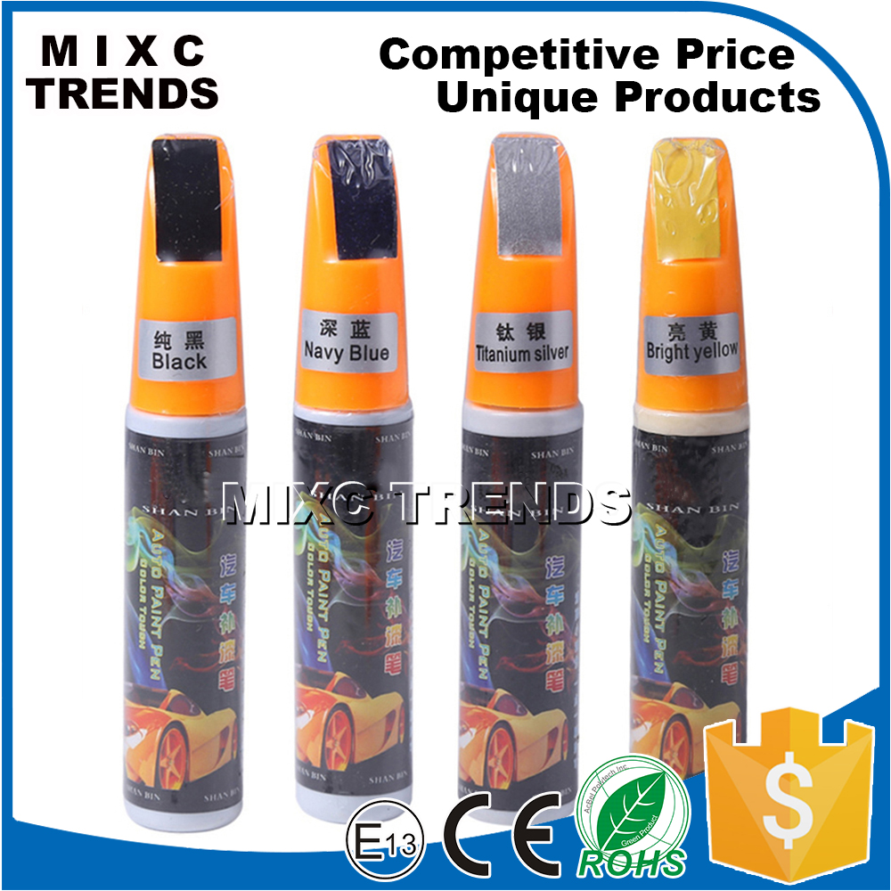 Hot sale 12ml Car Paint Pen To Repair The Scratch Of Cars