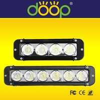 4x4 barra 12v-24v mini 8'' 40W single row led light bar