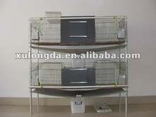 3 level rabbit farming cage