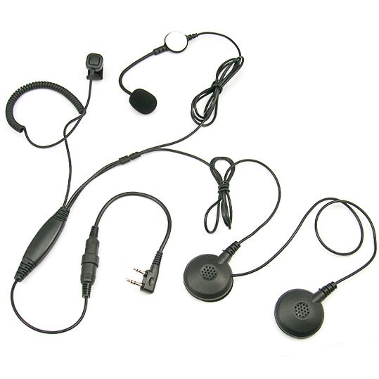 in allen walkie talkie racing helm headset kopfh rer f r. Black Bedroom Furniture Sets. Home Design Ideas