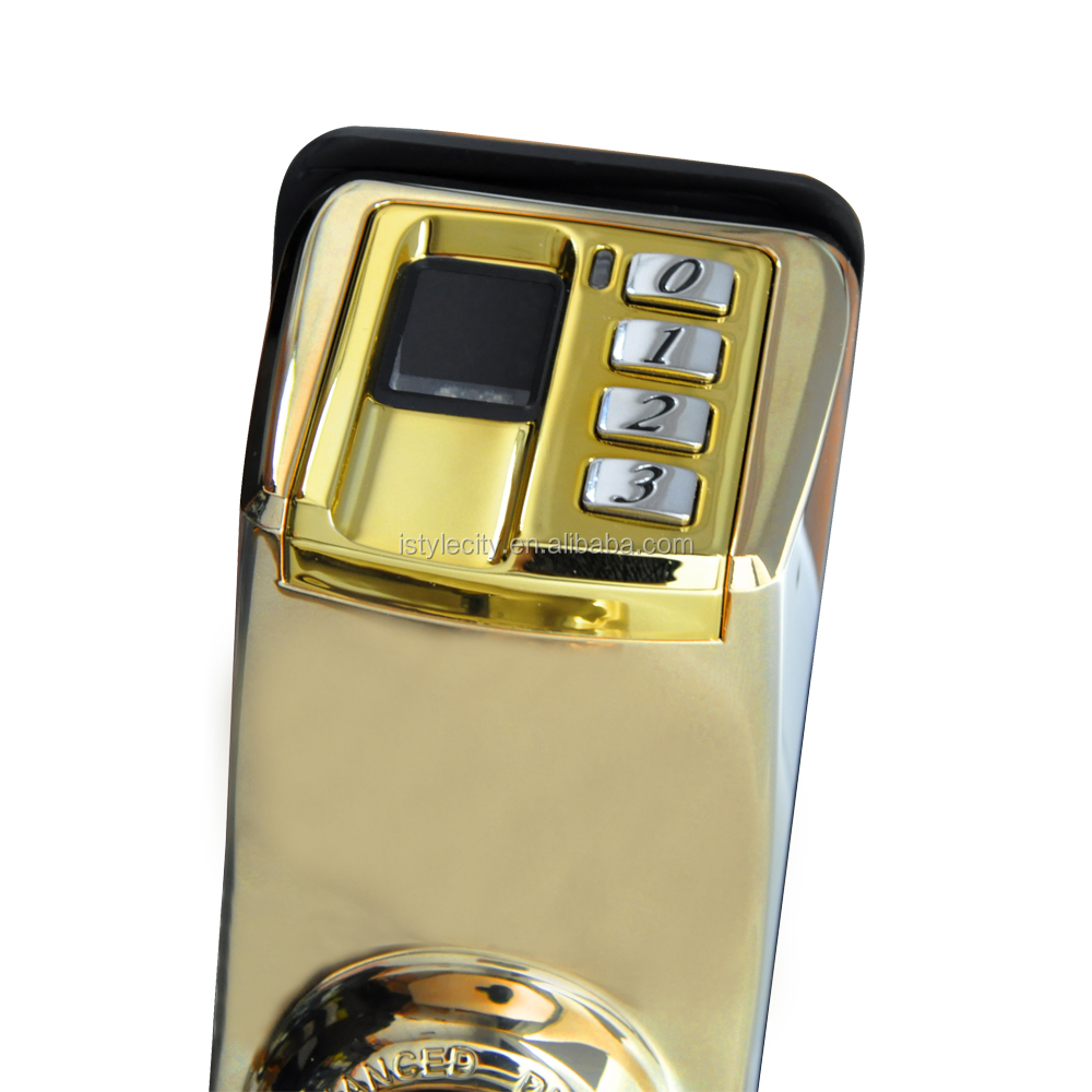 Keyless biometric fingerprint door lock buy fingerprint for 1 touch fingerprint door lock