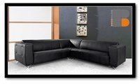 Extra large size modern half round sofa furniture living room sofa