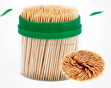 Food Grade Disposable Bulk Bamboo Toothpick