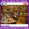 Used Coffee Shop Cabinet Shop Fitting Store Fixture Equipment