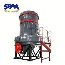 Professional limestone grinding mill with 75kw ac motor