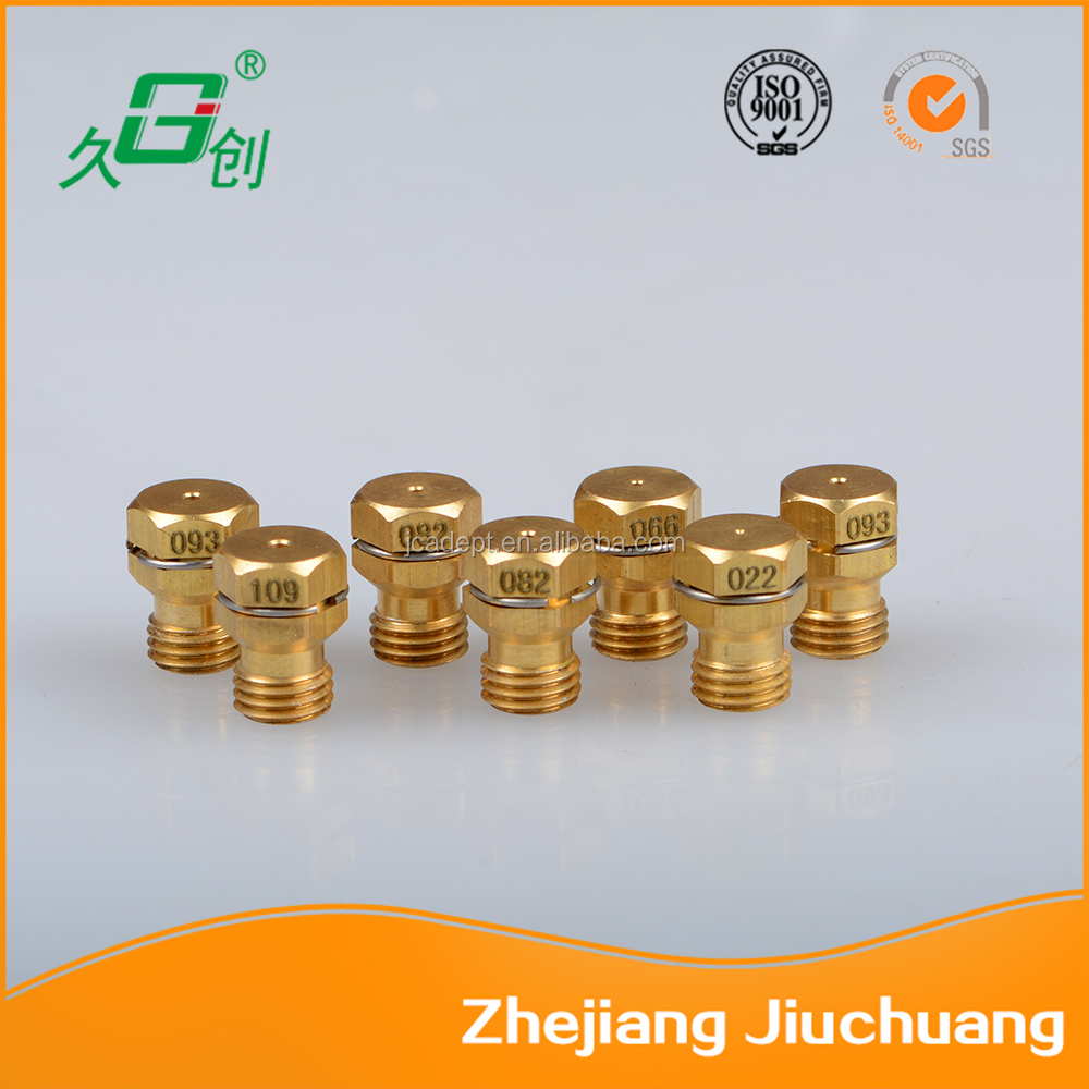 Gas Stove Parts Gas Stove Burner Parts Brass Nozzle - Buy Brass ...