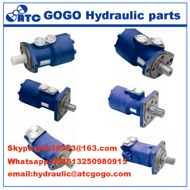 BMPH-H6 series eaton hydraulic motor