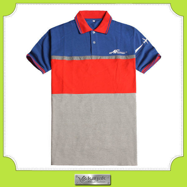 Custom quality combed cotton new design hi vis polo shirts for Custom hi vis shirts