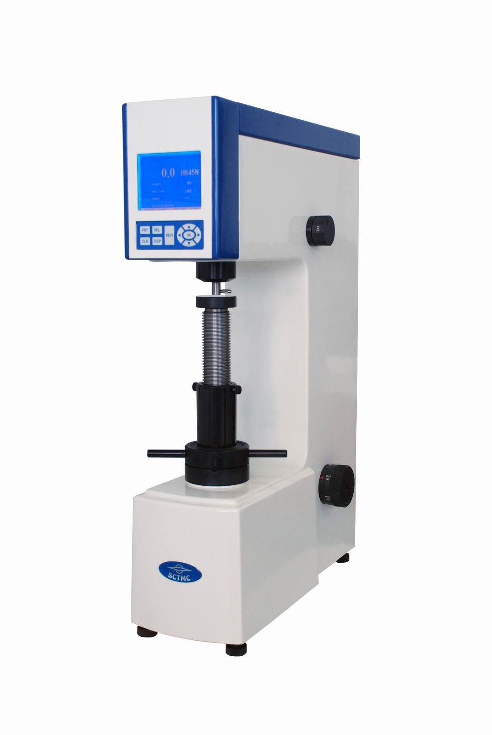 Digital Double Rockwell Hardness Tester