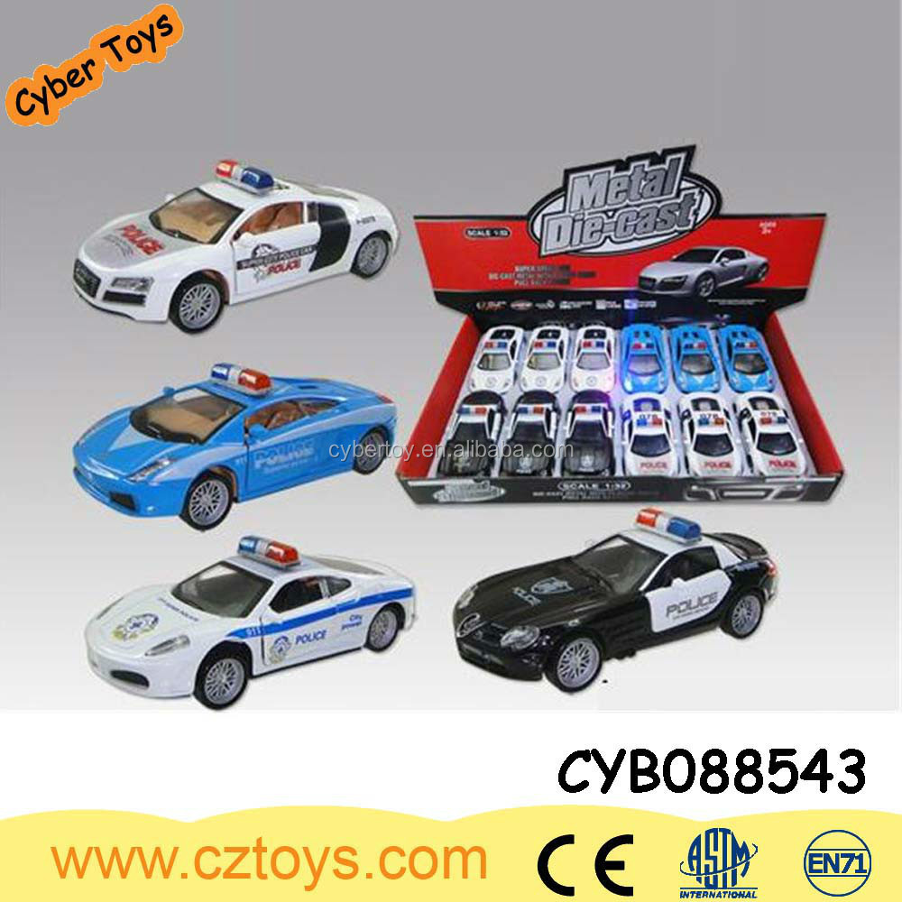 Customized 1:32 scale diecast metal car, zinc alloy model car nissan GTR