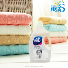 High Efficiency Fragrant liquid washing detergent for OEM service