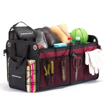 Manufacturer Price Foldable Box Polyester Car Trunk Organizer