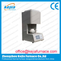 Intelligent lab zirconia denture furnace for dental crowns dental lab ceramic furnace