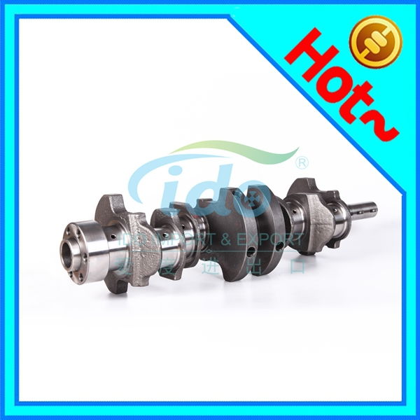 Forged engine crankshaft price for Mazda WL 1110100E