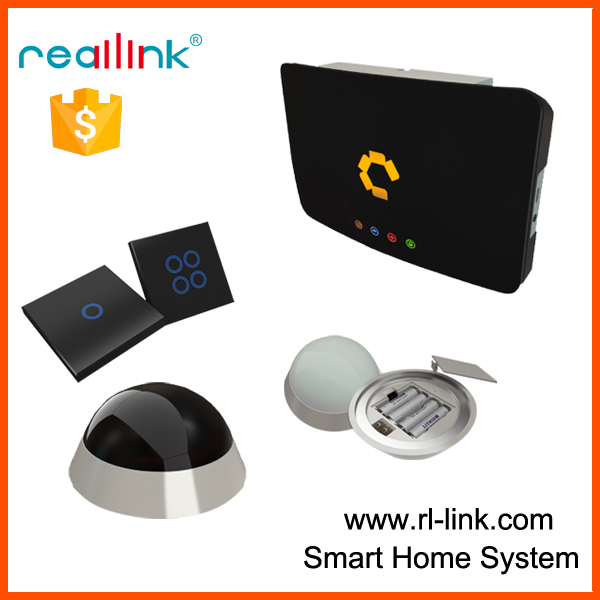 Best sales Realllink free app control smart home device , zigbee smart home solution , smart home kit
