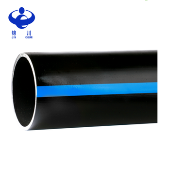 Hot-sale black pe water pipe 60mm price