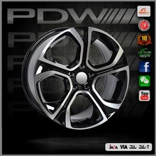PDW group forged alloy wheels, Chinese alloy rim factory