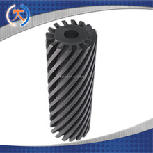 carbon graphite resin impregnated rotor