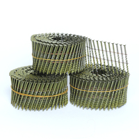 electro galvanized coil wire nails factory