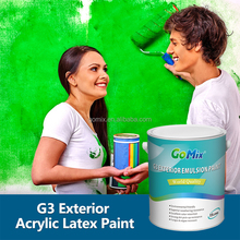 Premium Performance G3 Best Paint for Exterior Concrete Walls