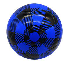 Sport Indoor Outdoor promotional stock colourful street soccer ball foot ball