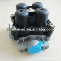 HOWO truck air brake system relay valve parts