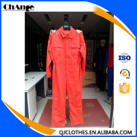 Cusom Industrial Whistle Stop Overall Safety Workwear