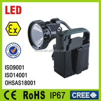 BW6200C Explosion Proof Portable Halogen Spotlight IP67