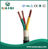 0.6/1kV PVC insulated and sheathed NYY type 3 core 35mm2 copper electrical cable