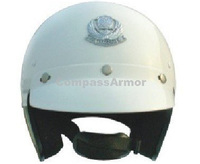 polycarbonate Police Motorcycle Helmet Riot Control Equipment for Spring and Autumn