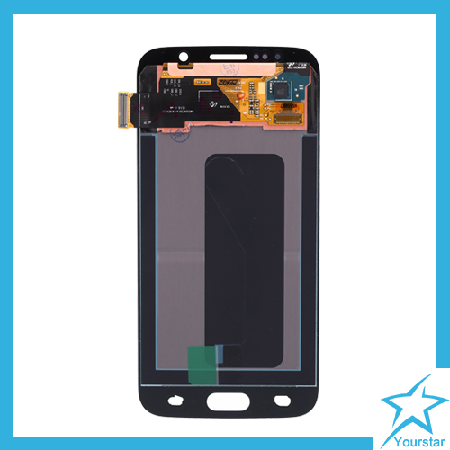 Replacement lcd for galaxy S6 mobile connect lcd for galaxy S6 open frame lcd screen