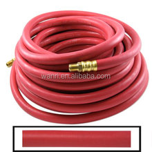 Goodyear red air filter rubber hose 3/8 inch x 28ft ,air rubber hose