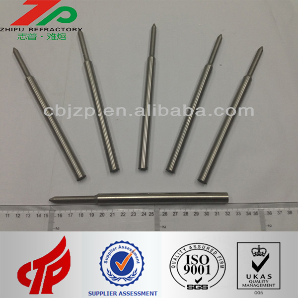 Chinese golden supplier Tungsten Needle for Welding machine TIG