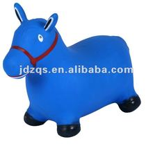 Pony Toy Horse with black Hoof