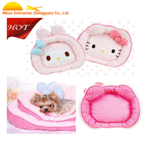 Pet Dog Bed Warm Soft Kennel Mat New Cute Puppy Cat Pad Lovely House Cushion