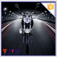 Chinese manufacturer 175cc racing motorcycles with digital meters for sale