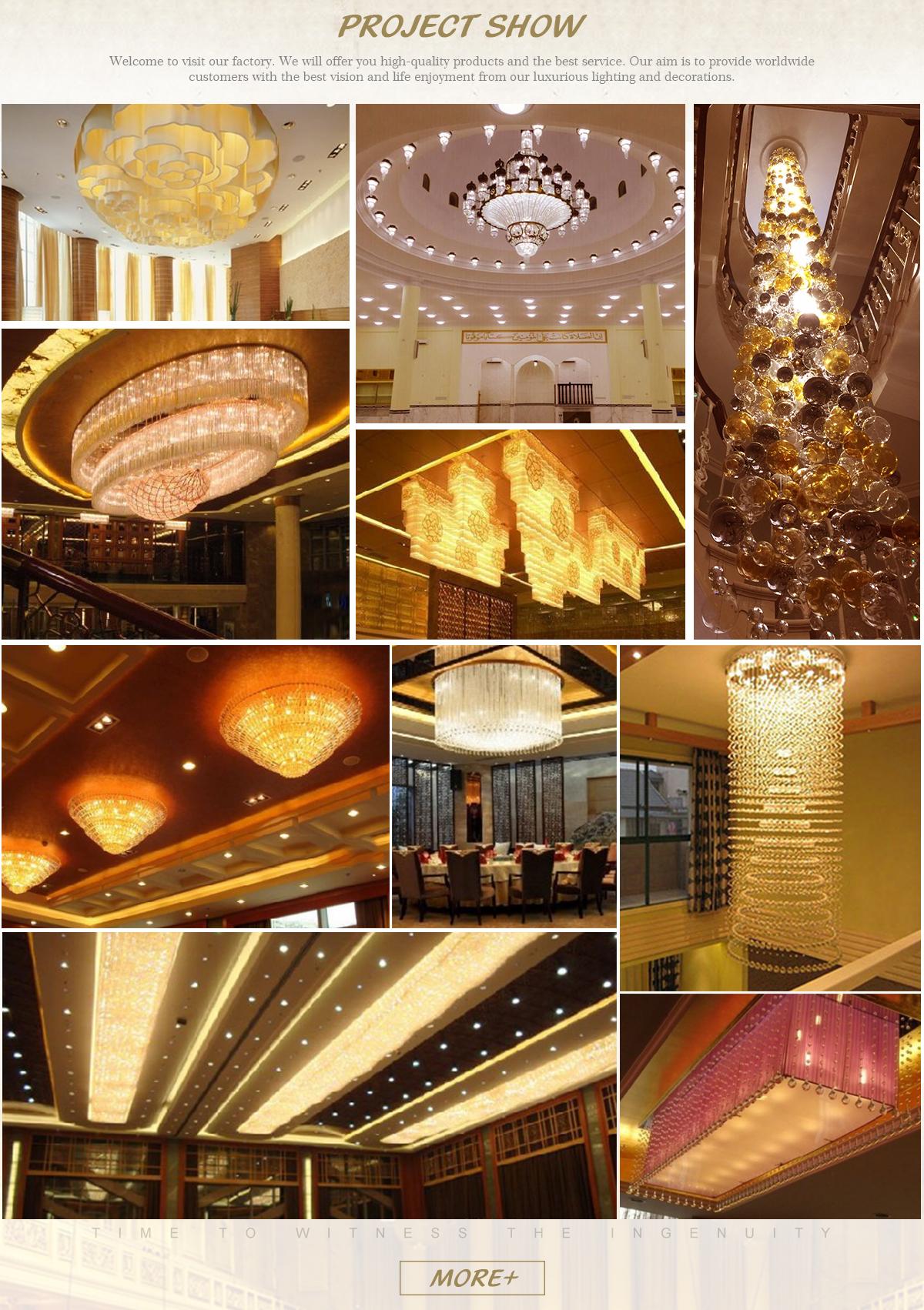 zhongshan brilliant lighting co ltd crystal lighting hotel