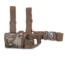 army single shoulder armpit gun holster