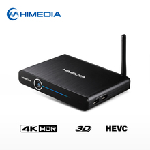 Himedia Android 4.0 updated Android 7.0 TV Box Quad-core 4K OTA update Set Top Box