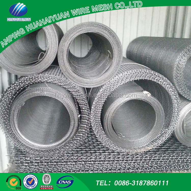 High quality metal expanded polyethylene screen mesh